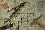 old-project-with-tools-10058608