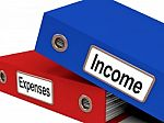 file-with-income-and-expenses-word-100105814